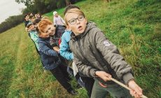 How to Make Your Kids Fall in Love with Outdoor Activities and Sports